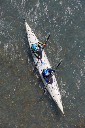 Twice As Nice - Tips for racing with the Barracuda AR Duo at Kathmandu Coast to Coast