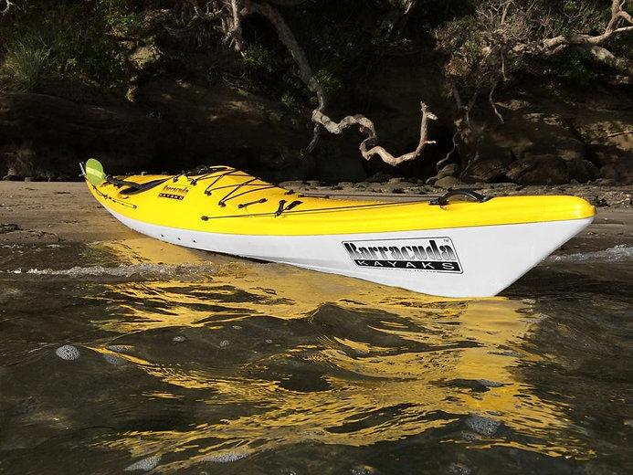 Barracud Kayaks Interface