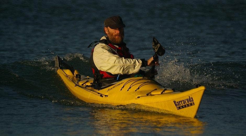 Barracuda Kayaks Beachcomber