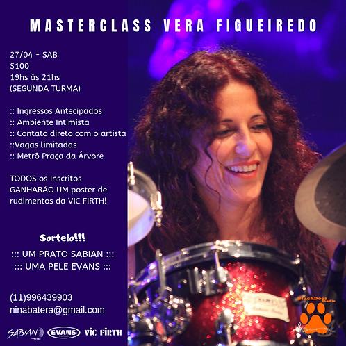 Masterclass Vera Figueiredo (segunda turma)
