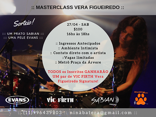 Masterclass Vera Figueiredo