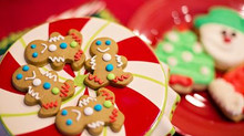 Stop and Smell the Gingerbread Cookies