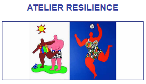 Atelier Résilience, Sabine Seguin pour les abus sexuels