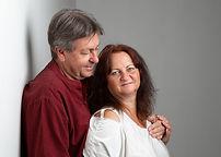 Christine GOURY et Patrick HOUPERT