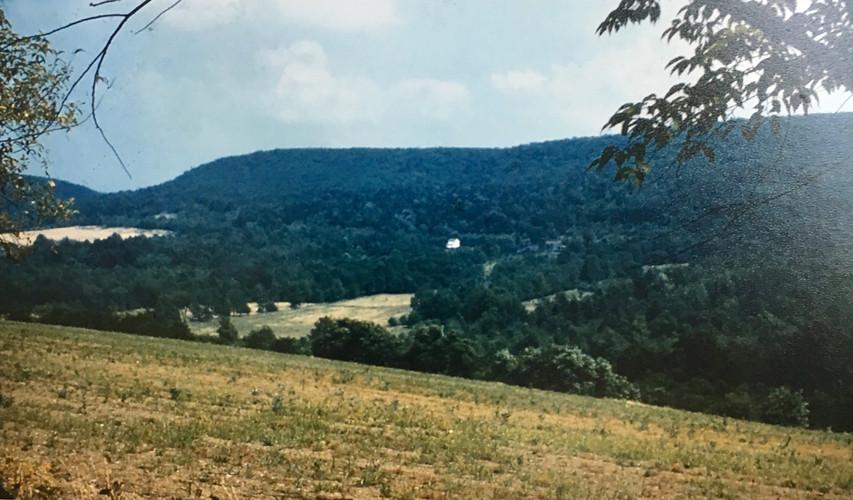 Centre County mountains