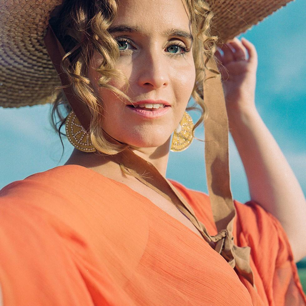 ANALOG Mittelformat Fotos für Henriette