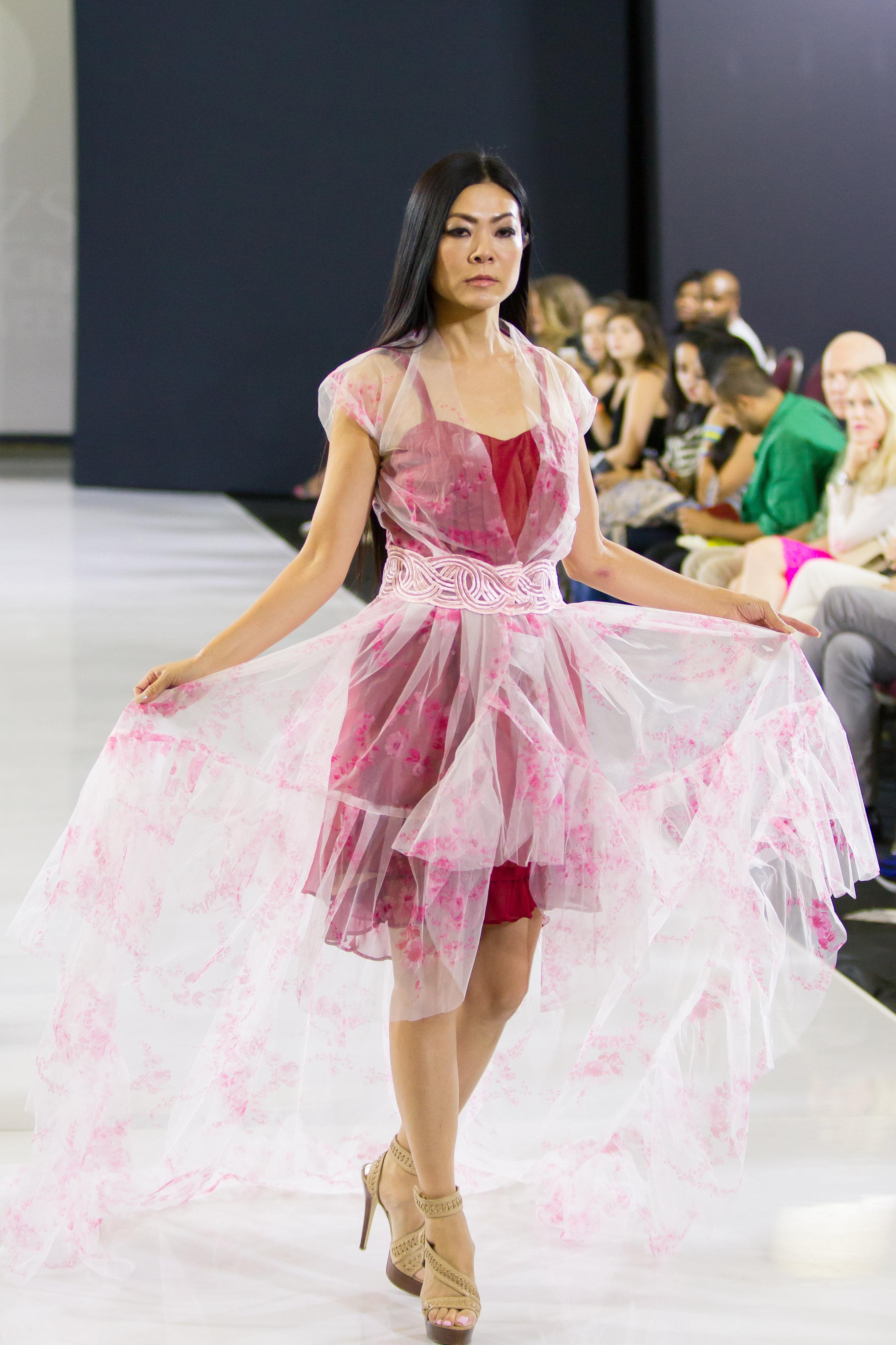 Sakura Gown