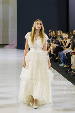 The Carnation Gown with Cover Dress
