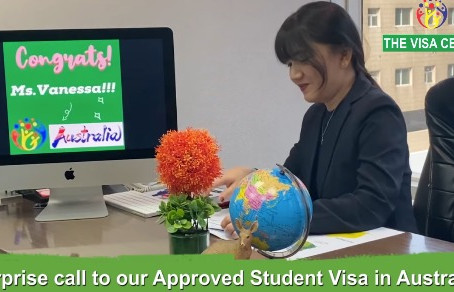 Aspiring accountant gets visa granted to Australia amidst COVID-19