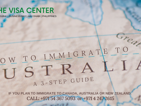 How to migrate to Australia as a permanent resident: A 3-step guide