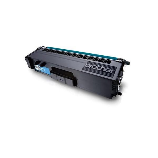 Brother TN-459C Super High Yield Toner Cartridge Cyan (9000 pages)