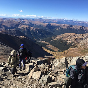 Torreys Peak - 14'ner 2019