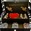 Thumbnail: מארז I LOVE YOU מגירה