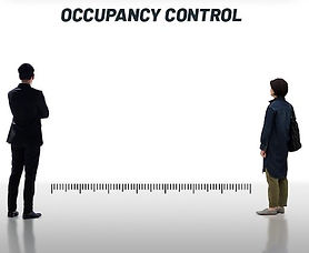 covid 19 occupancy control people counting