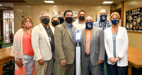 Cheyenne & Arapaho Tribes Donate 40 eClear Scanners to Schools in Oklahoma