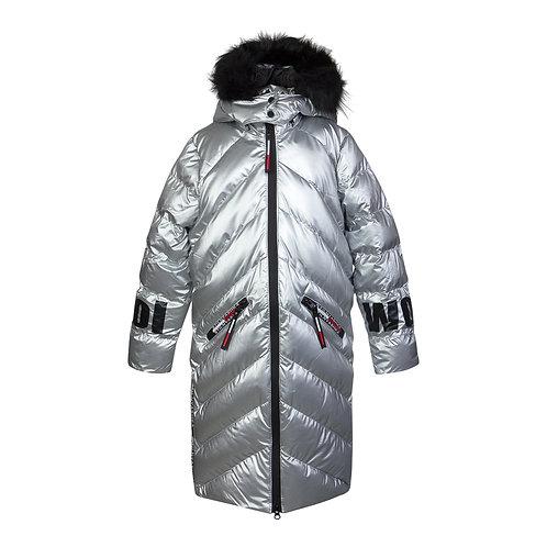 Silver Winter Jacket