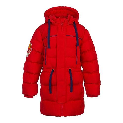 Boys Red Winter Jacket