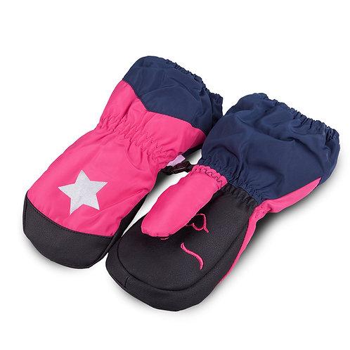 Tutu waterproof Pink Mittens