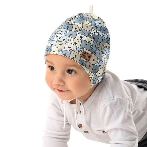 Puzzle Teddys Boys Hat