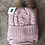 Thumbnail: Girls Knit Hat with tube