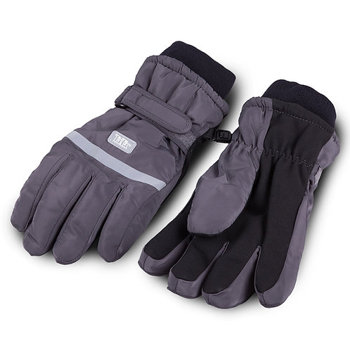 TuTu Grey Waterproof Gloves