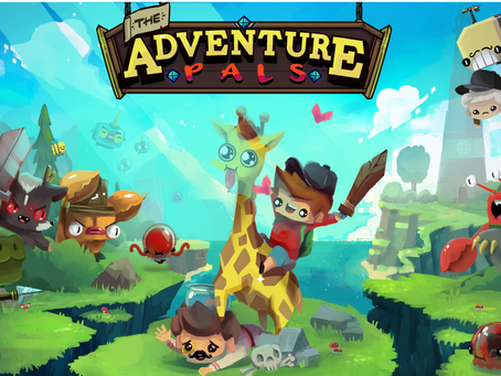 Adventure Pals - QA and Me!