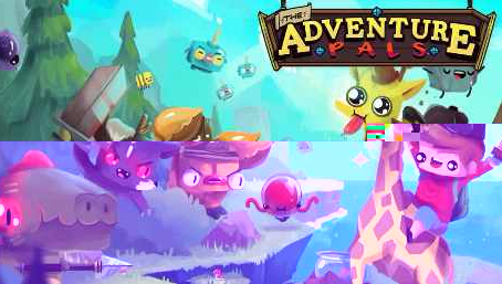 Adventure Pals – Concluding the First QA Milestone