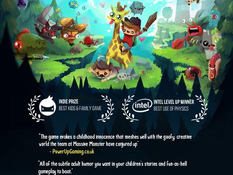 Adventure Pals - Now on Kickstarter!