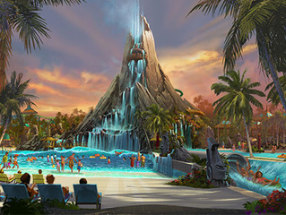 Universal Orlando : un parc aquatique  qui s'annonce volcanique !