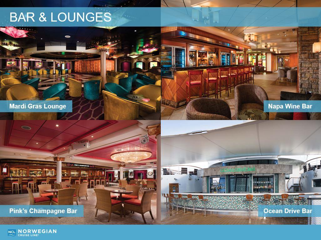 bar et lounge