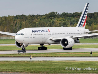"""Air France lance ses offres """"OH lala!"""""""