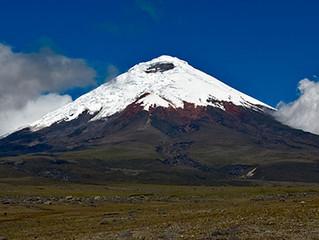 Le volcan Cotopaxi se réveille :  alerte jaune en Équateur !