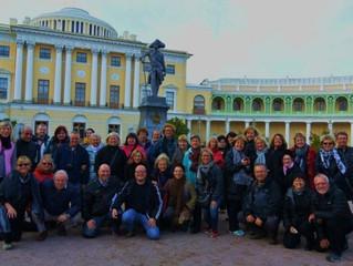 En Russie avec Cap Aventure & Découverte
