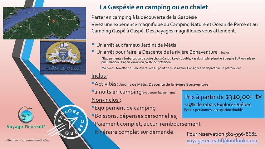 Gaspésie en camping, 2 nuits.JPG
