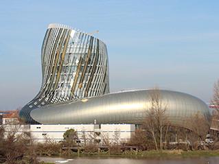 Du nouveau à Bordeaux : la Cité du vin
