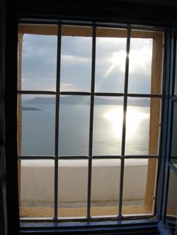 Caldéra de Santorin