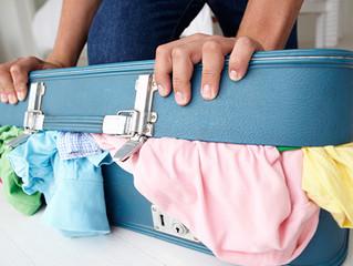 Les 14 incontournables d'une valise efficace