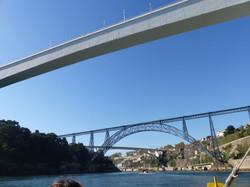 Les ponts à Porto