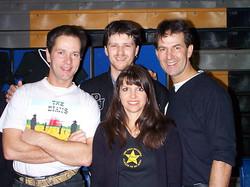 John, Jim & Carol Dean