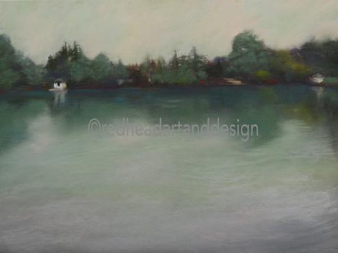 Lake Thun Reflections
