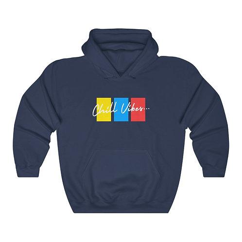 Chill Vibes Unisex Heavy Blend™ Hooded Sweatshirt