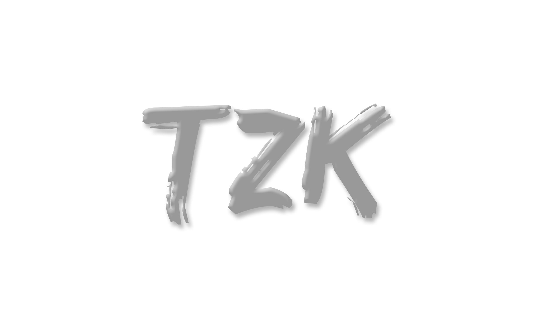TZK HAMM Schriftzug