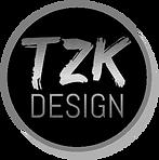 TZK Design Button schwarzsilber.png