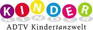 ADTV Kindertanzwelt Logo, wir sind ausgebildete Kindertanzlehrer