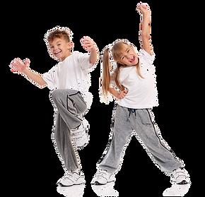 Kindertanzen und HipHop für Kids