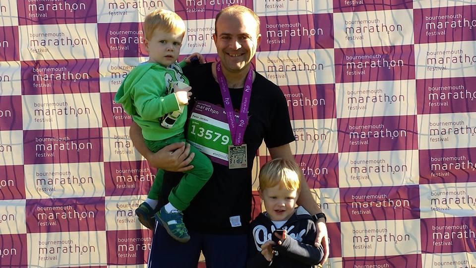 Pete's Half Marathon Challenge!
