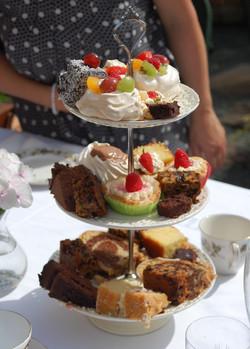 Tempting cakes!