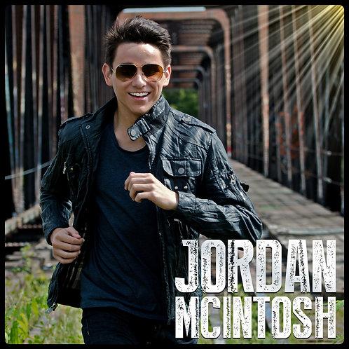 Jordan McIntosh - EP AUTOGRAPHED