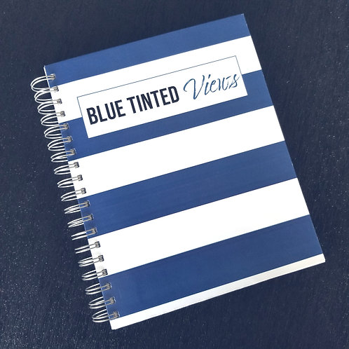 Blue Tinted View Planner