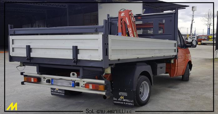Ford transit 3 - Giuseppe Martelli rid .